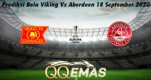 Prediksi Bola Viking Vs Aberdeen 18 September 2020